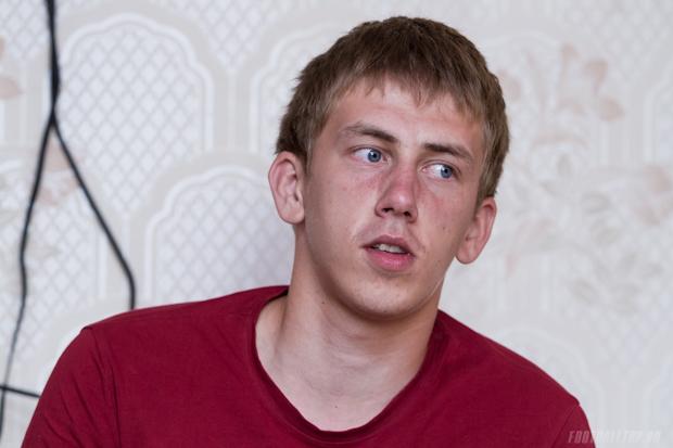 Денис Жбанков: «Ушел из БАТЭ, поработал мерчендайзером и понял: не могу без футбола»