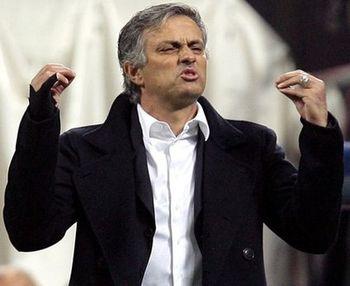 Жозе Моуриньо: «Первый гол «Барселоны» засчитан ошибочно»