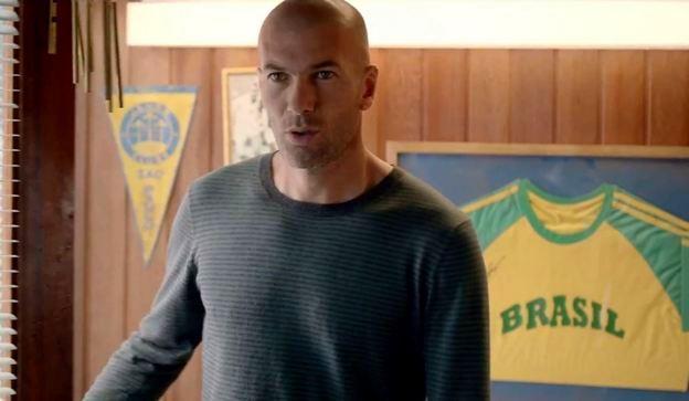 Пять лучших рекламных роликов к чемпионату мира. «Бразука-любовь»