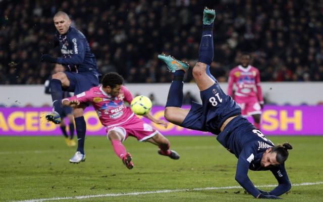 Французская Лига 1. 16-й тур. «Эвиан» — «ПСЖ». Прогноз. «Клуб 37»