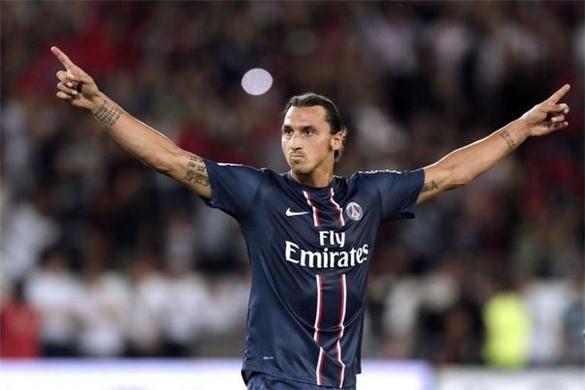 PSG Ibrahimovic flattered by Juventus interest