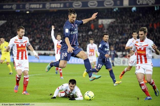 Французская Лига 1. 20-й тур. «Аяччо» — «ПСЖ». Прогноз. «Принцы и нищие»