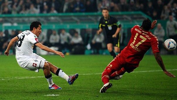 Немецкая Бундеслига. «Боруссия» (Мёнхенгладбах) — «Бавария». Онлайн-трансляция начнется в 23.30