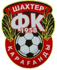 ФК Шахтер (Караганда) лого