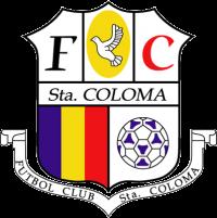 ФК Санта-Колома лого