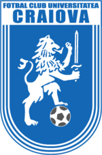 ФК Университатя (Крайова) лого