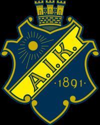 ФК АИК лого