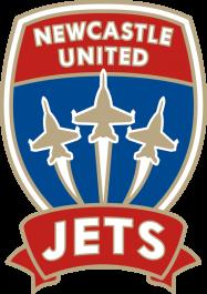 ФК Ньюкасл Юнайтед Джетс лого