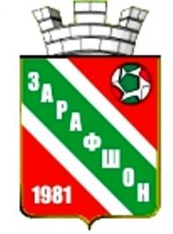 ФК Зарафшон лого