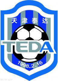 ФК Тяньцзинь Тэда лого
