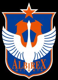 ФК Альбирекс Ниигата лого