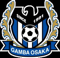 ФК Гамба Осака лого