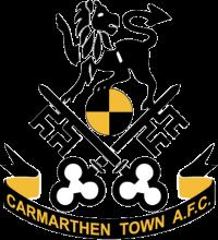 ФК Кармартен Таун лого