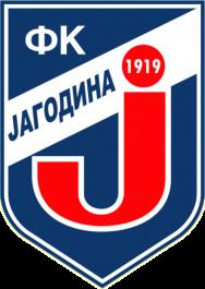 ФК Ягодина лого