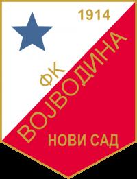 ФК Войводина лого