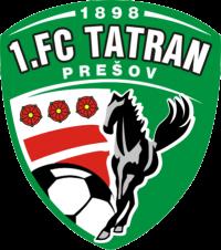 ФК Татран лого