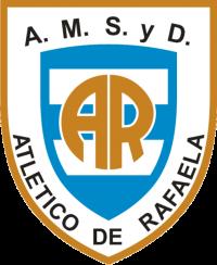 ФК Атлетико (Рафаэла) лого