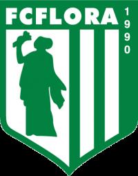 ФК Флора лого