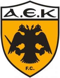 ФК АЕК (Афины) лого