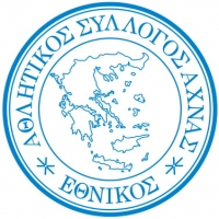 ФК Этникос (Ахнас) лого