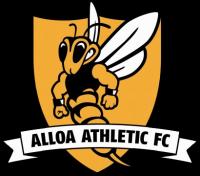 ФК Аллоа Атлетик лого