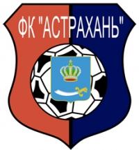 ФК Астрахань лого