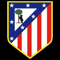 ФК Атлетико (Мадрид) лого