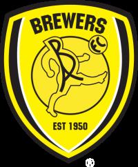 ФК Бертон Альбион лого