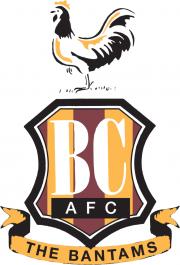 ФК Брэдфорд Сити лого
