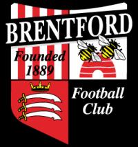 ФК Брентфорд лого