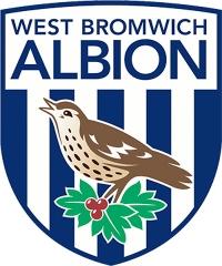 ФК Вест Бромвич Альбион лого