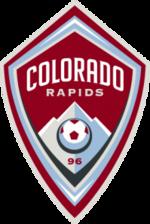 ФК Колорадо Рэпидз лого