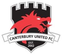 ФК Кантербери Юнайтед лого