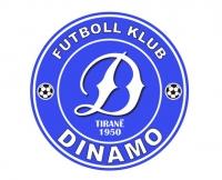 ФК Динамо (Тирана) лого