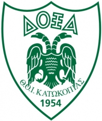 ФК Докса (Катокопиас) лого