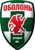 ФК Оболонь-Бровар лого