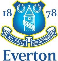 ФК Эвертон лого