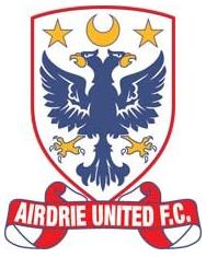 ФК Эйрдри Юнайтед лого