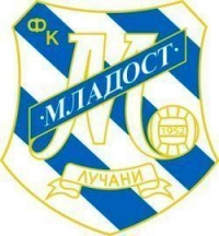 ФК Младост (Лучани) лого