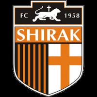 ФК Ширак лого