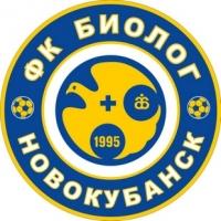 ФК Биолог-Новокубанск лого