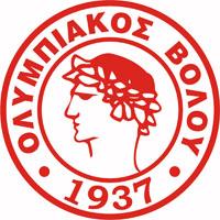 ФК Олимпиакос (Волос) лого