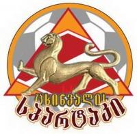 ФК Спартак Цхинвали лого