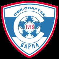 ФК Спартак (Варна) лого