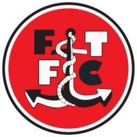 ФК Флитвуд Таун лого