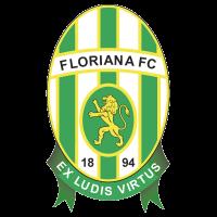 ФК Флориана лого
