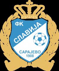 ФК Славия (Сараево) лого