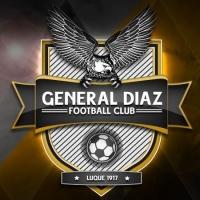 ФК Хенерал Диас лого