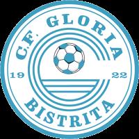 ФК Глория (Бистрица) лого