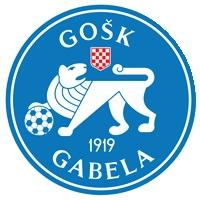 ФК ГОШК (Габела) лого